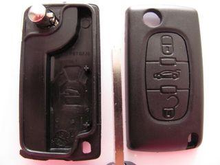 Carcasa llave y mando