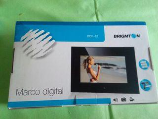 Marco digital Brigmton