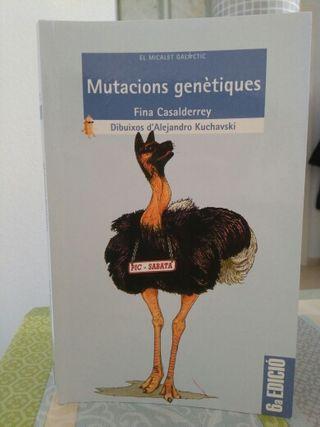 Mutacions genètiques.