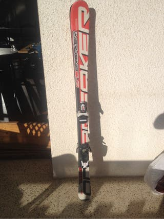 Esqui junior 1,28
