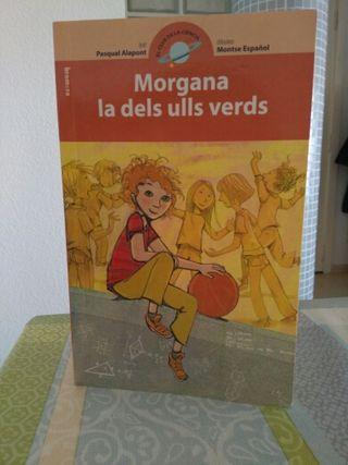 Morgana la dels ulls verds.