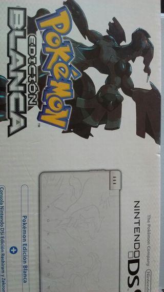 Pokémon edición BLANCA