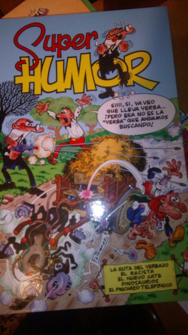 Super Humor Mortadelo y Filemón 17