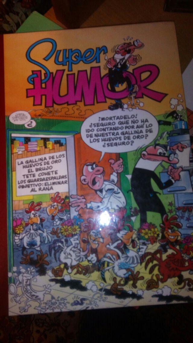 Super Humor Mortadelo y Filemón 7