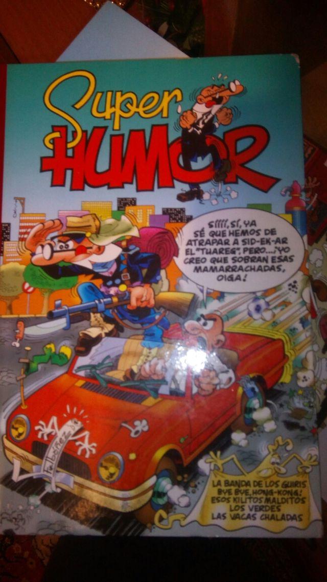 Super Humor Mortadelo y Filemón 30