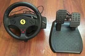 Ps3 volante y pedales