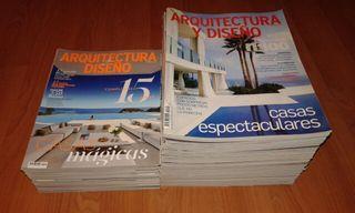 Revistas Arquitectura y Diseño