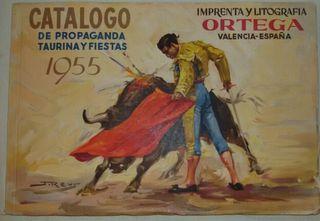 Catalogo Original Taurino 1955