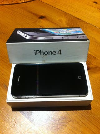 Iphone 4 de 16 Gb libre