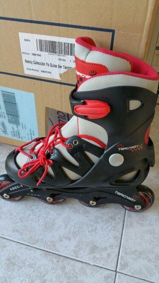 patines en linea para principiantes