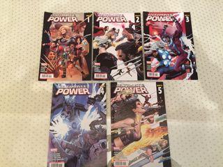 Marvel ultimate power