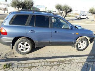 Hyundai Santa Fe 2.0 crdi gls 2002