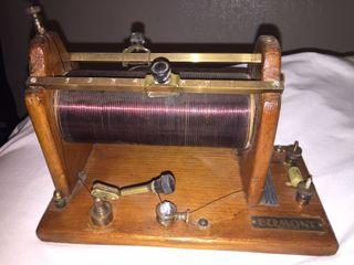 Radio de galena principios de siglo