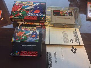 Super Mario World 2 Yoshi isla