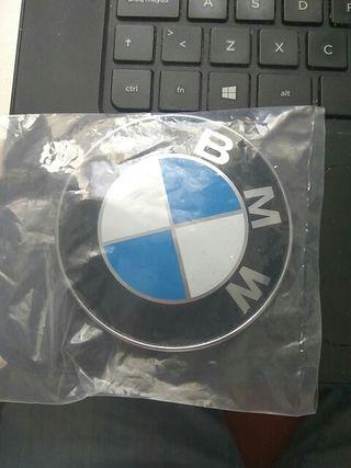 Insignia BMW escudo emblema 82mm