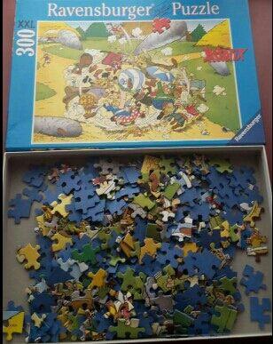 Puzzle Asterix