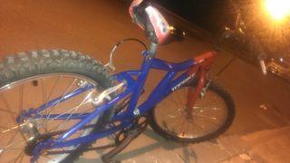 Bicicleta de niño de 4 años hasta 10 años