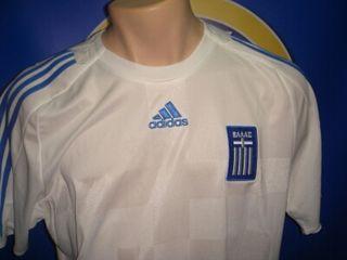 Camiseta de Futbol GRECIA -Adidas talla L