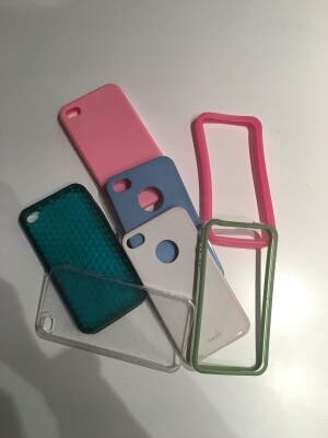 fundas iphone 4