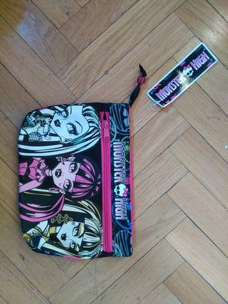 estuche/neceser Monster High