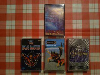 Cassette música Remember
