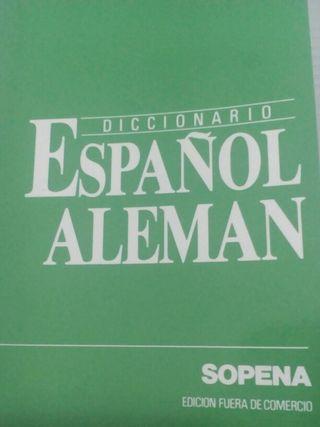 Diccionario Español-Aleman