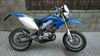 Moto Hm 50cc Supermotard