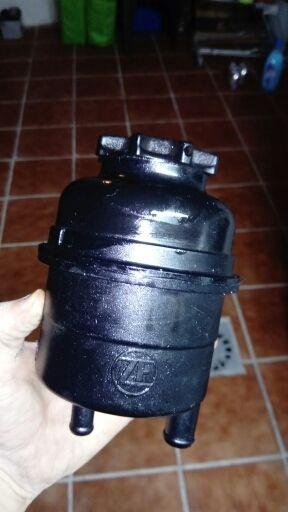 botella líquido de dirección bmw