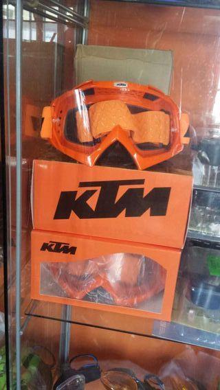 gafas KTM motocross enduro