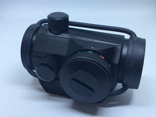 Visor airsoft negro o tan nuevo 20mm