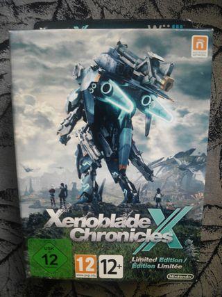 Xenoblade Chronicles wii u nintendo sega xbox psx