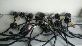 Piñas para motos custom, suzuki, jinlun, qingqi, e