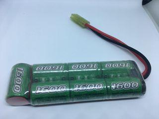 Bateria 8,4v a estrenar
