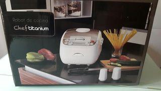 NUEVO Robot Cocona TITANIUM Chef