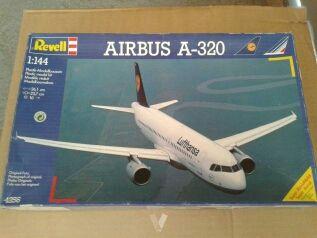 Maqueta airbus A-320