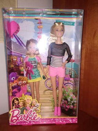 Barbie y Stacie