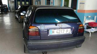 piesas de volkswagen Golf 1997