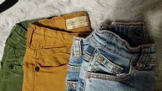Pantalones zara niños 5 años