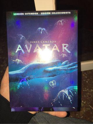 Película Avatar Dvd Edición Coleccionista
