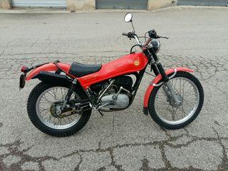 Montesa Cota 348 Malcom Rathmell