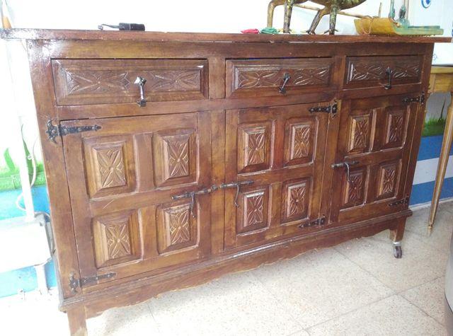 Mueble vintage de segunda mano por 100 en burgos wallapop - Mueble vintage segunda mano ...
