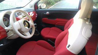 Fiat 500 coche
