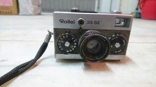 Cámara de fotos Rollei 35 SE