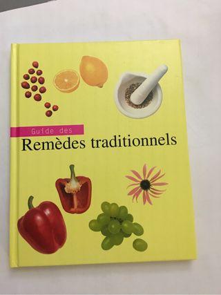 Livre remède traditionnel
