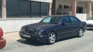 Mercedes-benz E Class 320 Avantgarde Automát 2000