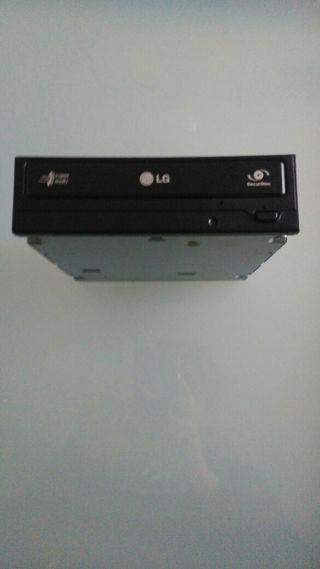 Grabadora de ordenador LG. IDE