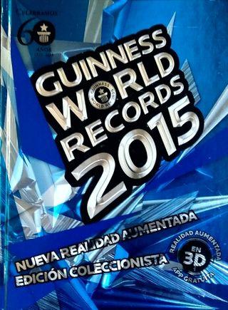 Libro GUINNESS WORLD RECORDS 2015