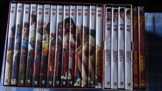 PACK DE DVD'S
