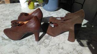 Zapatos años 30