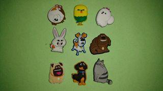 PINS Charms Mascotas Pets Crocs & Pulseras Jibbitz